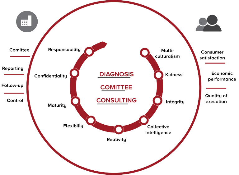 schema diagnostic business excellianz